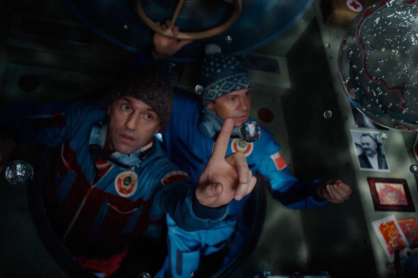 Crítica Salyut-7: Héroes en el espacio