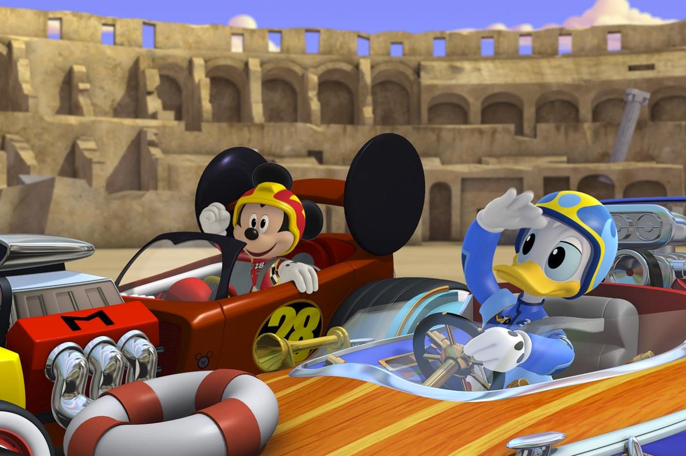 Critica Mickey y los superpilotos