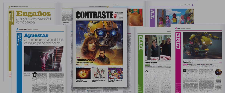 Revista Contraste
