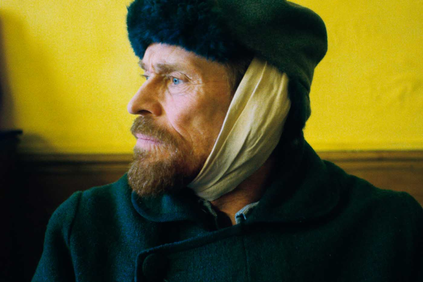 Crítica Van Gogh, a las puertas de la eternidad