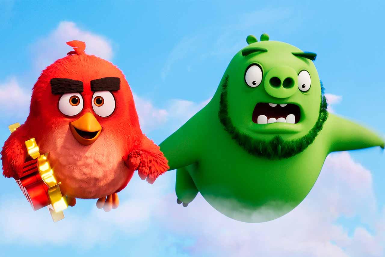 Crítica Angry birds 2: la película