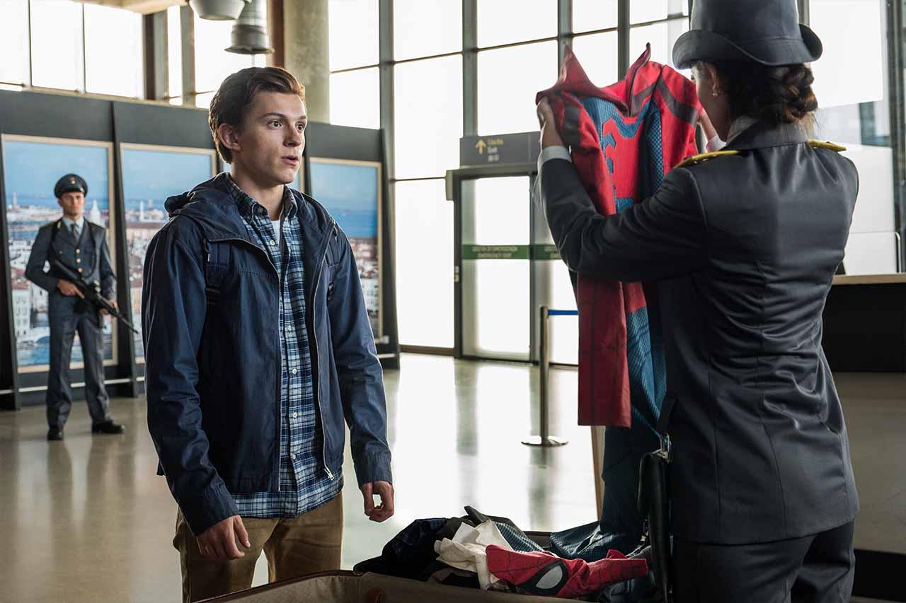 Crítica Spider-man: lejos de casa