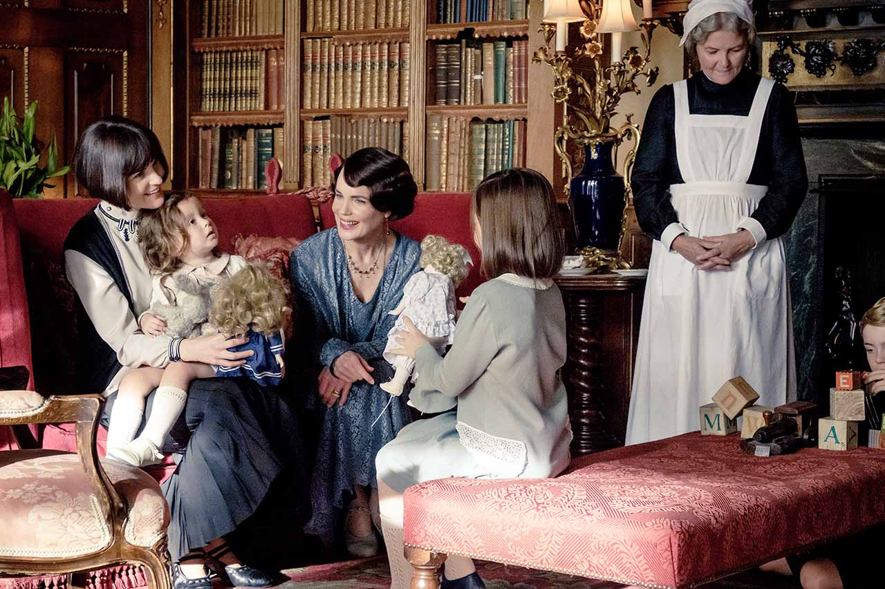 Crítica Downton Abbey