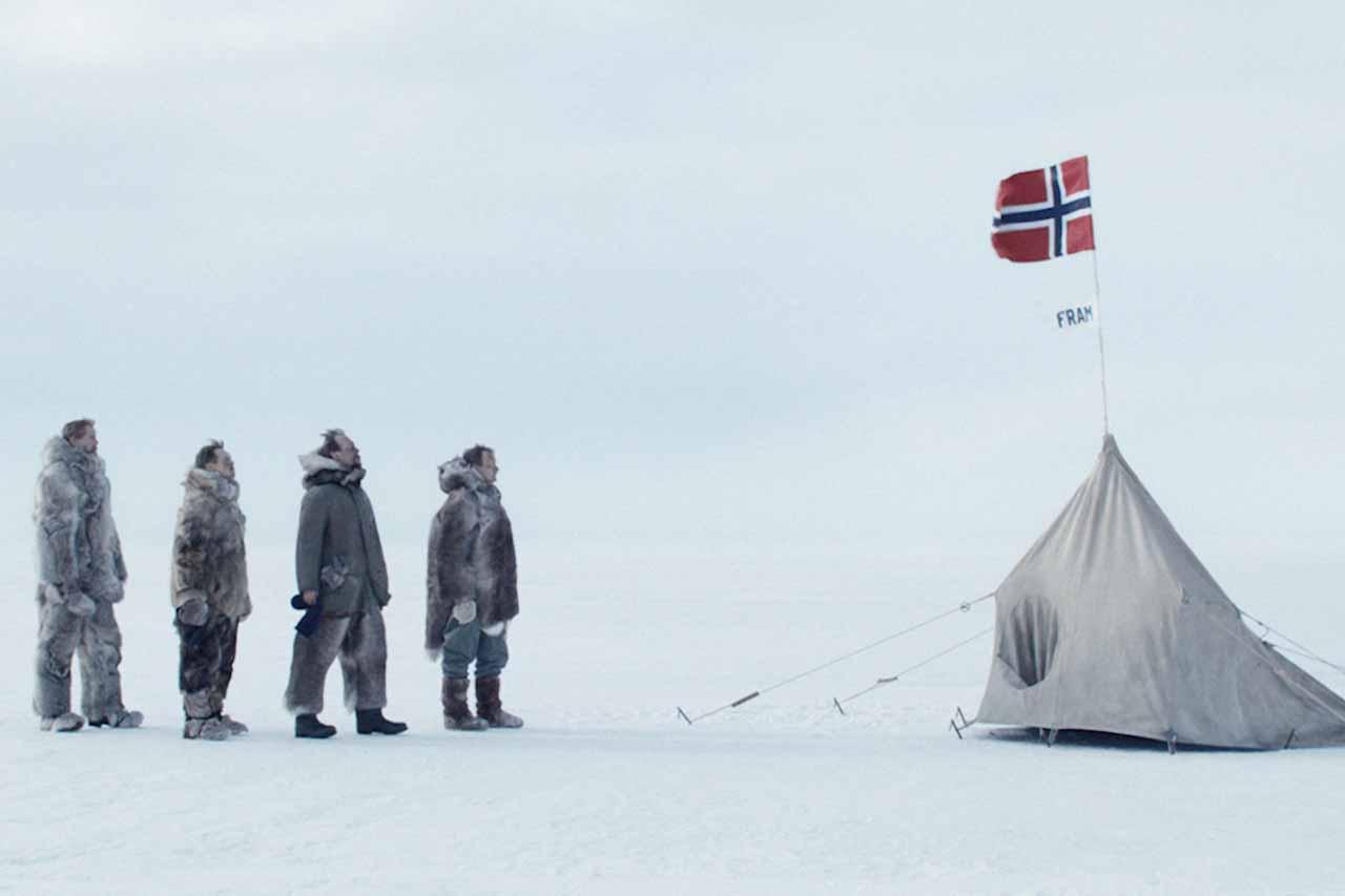 Crítica Amundsen