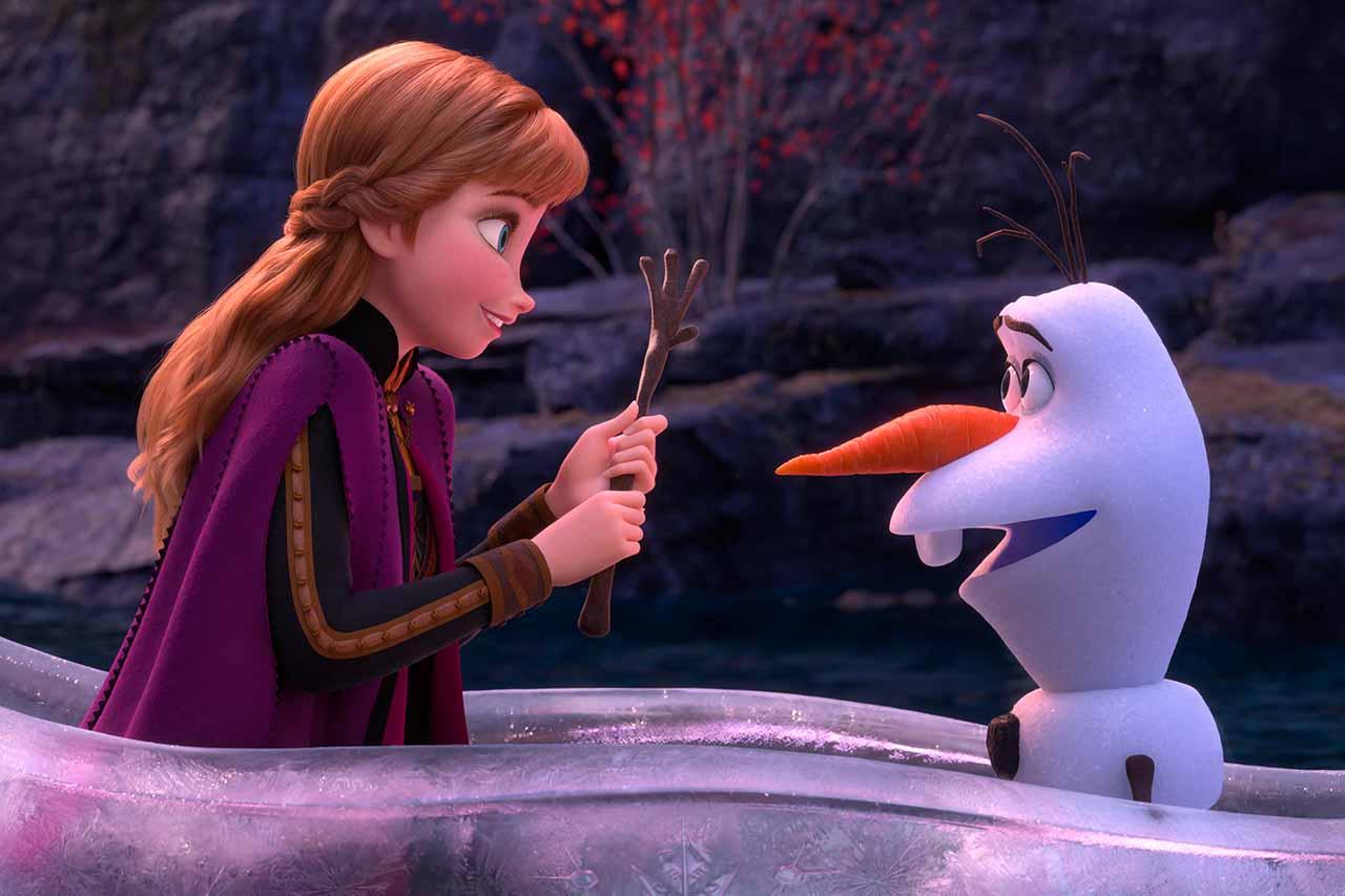 Crítica Frozen 2