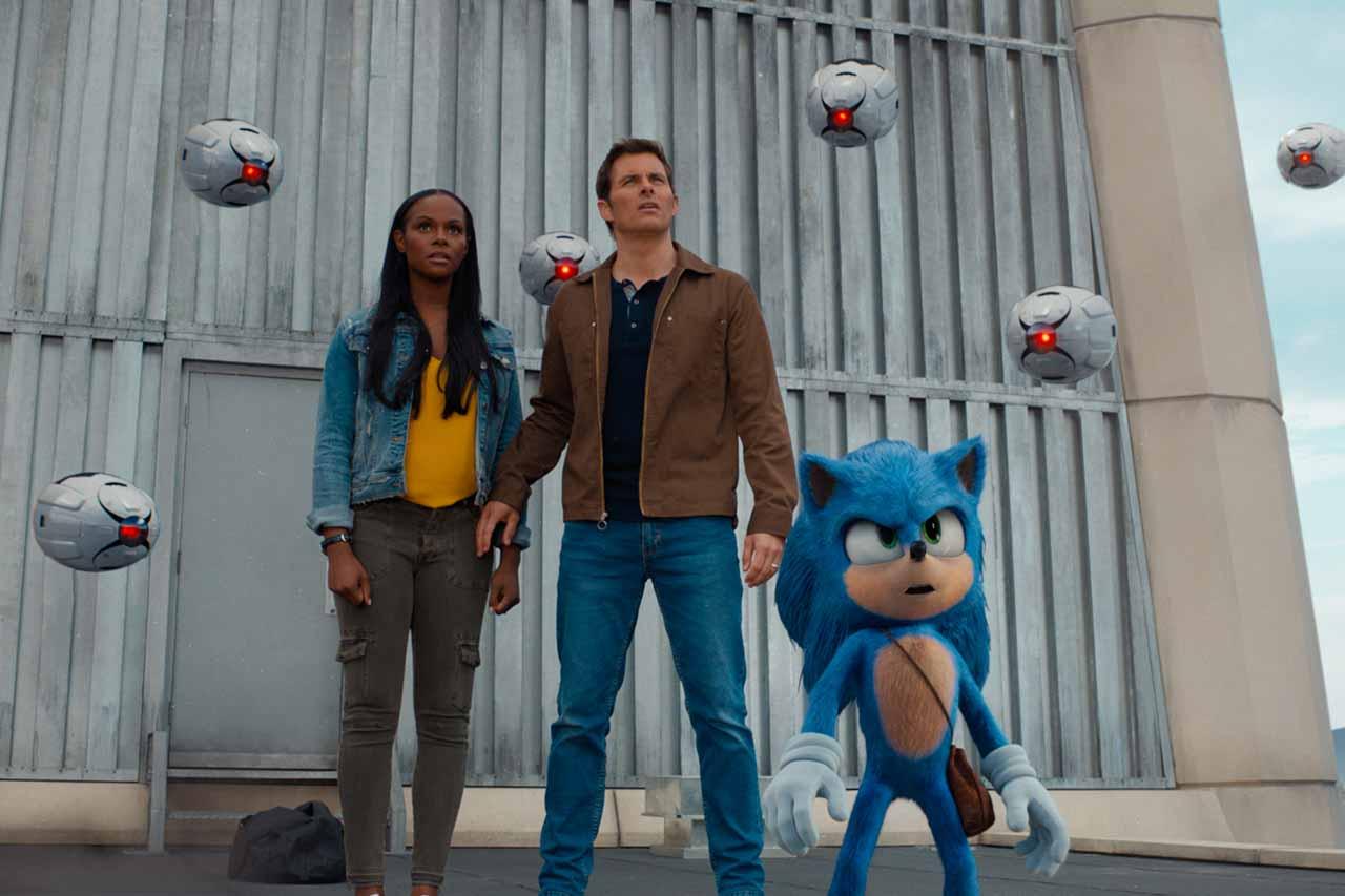 Crítica Sonic: la película