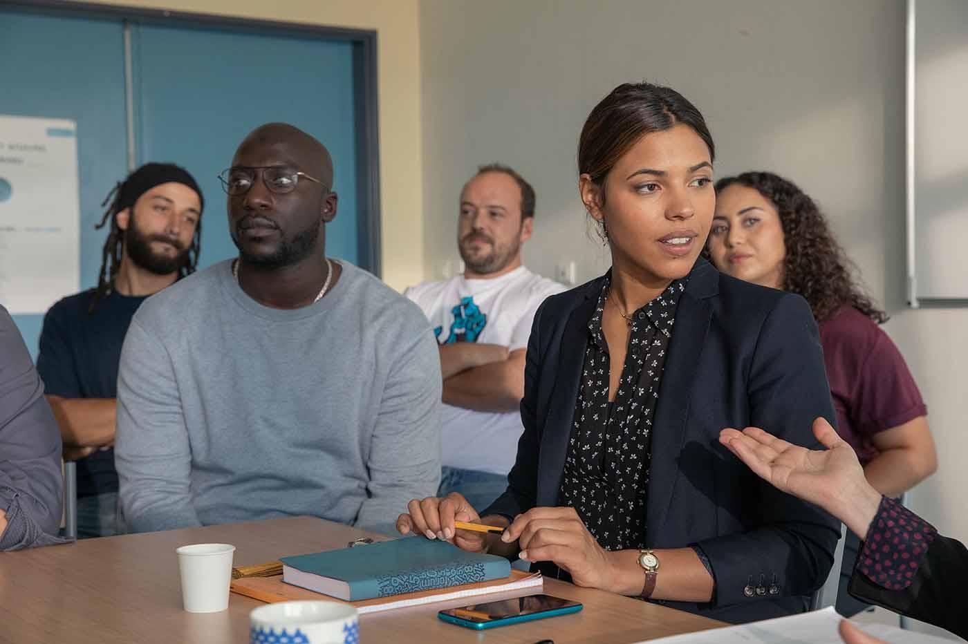 Crítica Los profesores de Saint-Denis