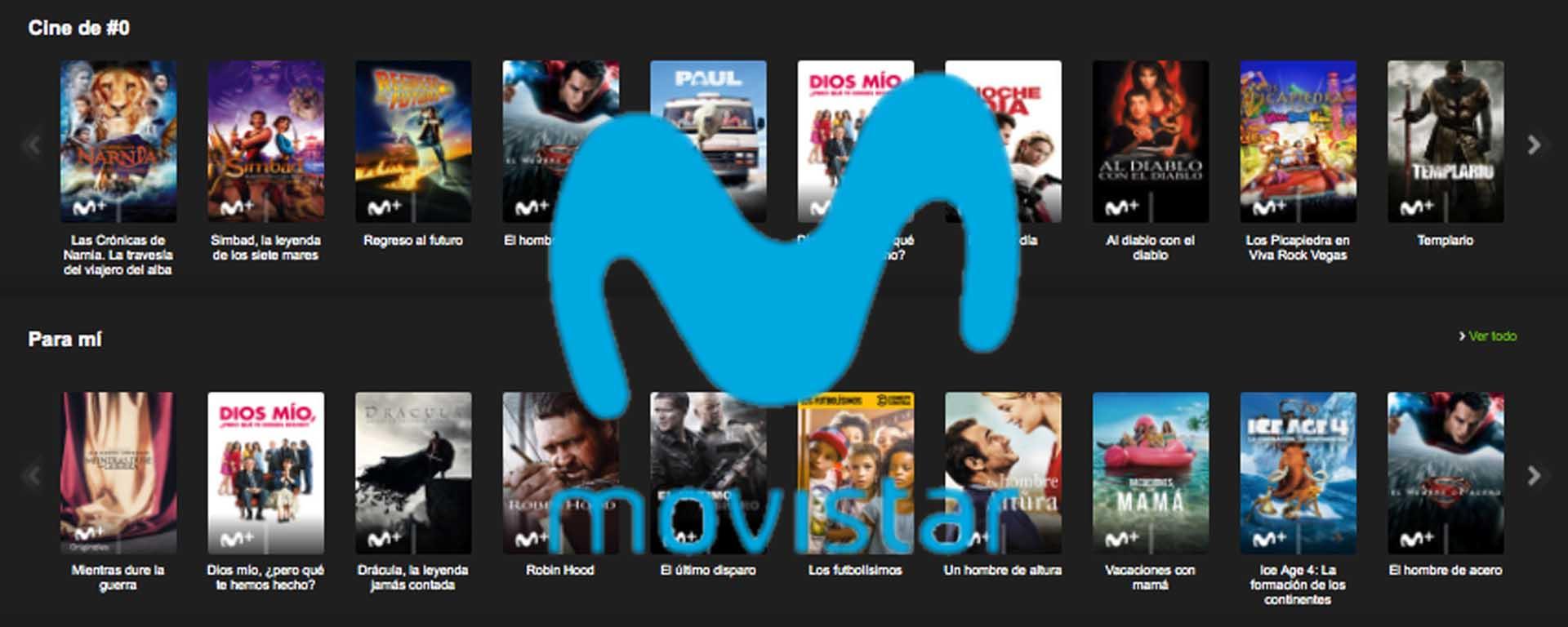 Entramos en Movistar+ Lite