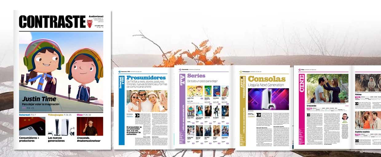 Revista Contraste octubre