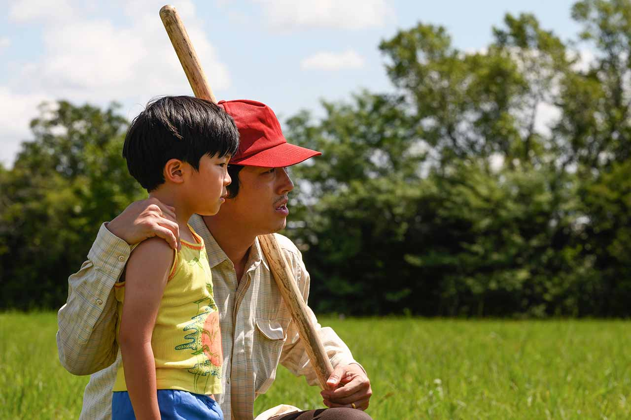 Crítica Minari. Historia de mi familia