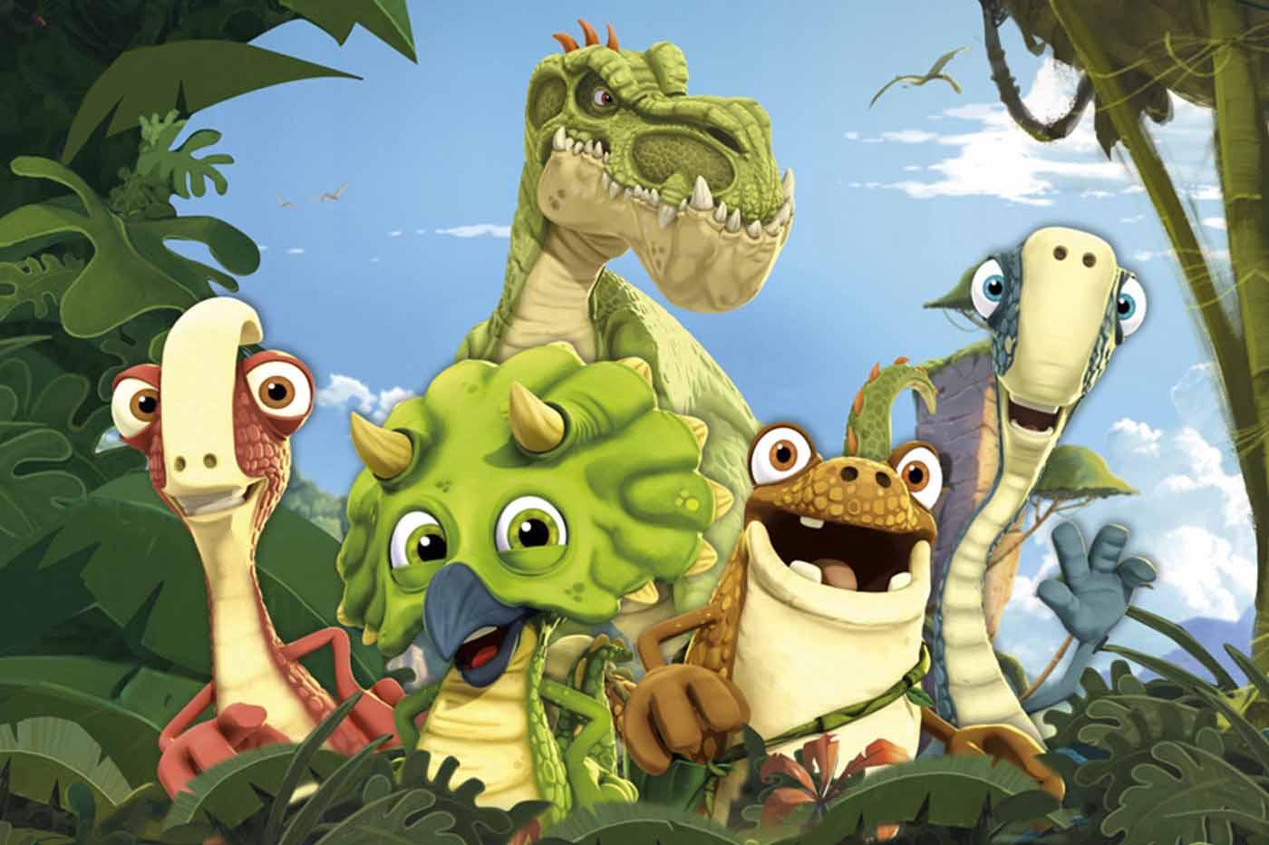GIgantosaurus crítica TV