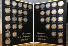 Photo of Monedas conmemorativas de 5 pesos ahora valen miles