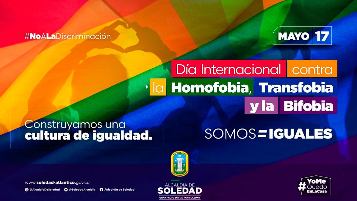 dia mundial contra homofobia