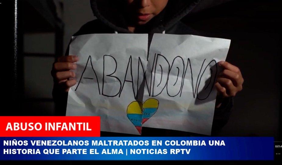 venezolanos explotados