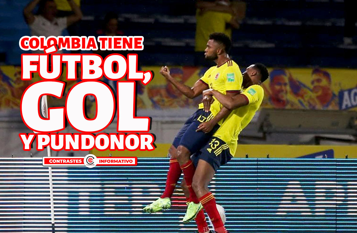 colombia gol