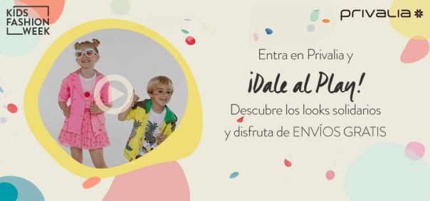 Privalia Kids Fashion Week