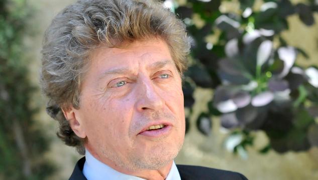 Damien Alary, président de la Région Languedoc-Roussillon