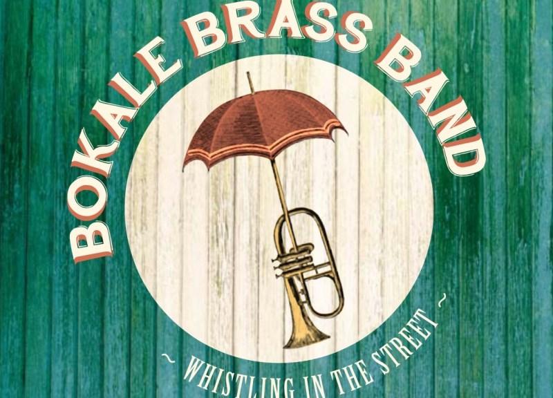 pochette_whistling in the street_bokalé_brass_band