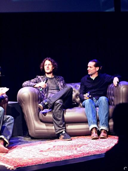 Sander Huiberts en Than van Nispen over de rol van muziek bij het oproepen van emotie in de speler