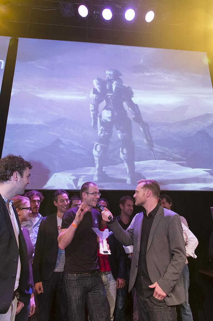 Vanguard Games wint Best Technical Achievement voor HALO: Spartan Assault