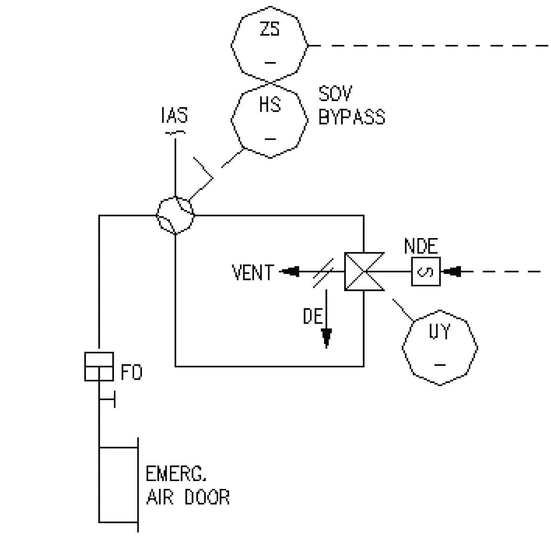 Air Solenoid Valve Schematic Diagram Pressure Relief