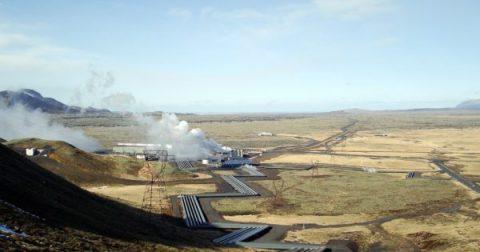 """Islandia cuenta con la 1ª central de energía con """"emisiones negativas"""""""