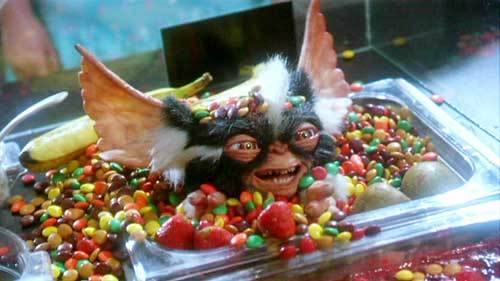 Gremlin In Candy