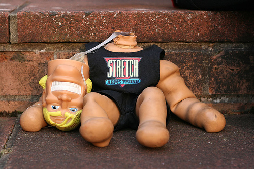 Broken Stretch Armstrong
