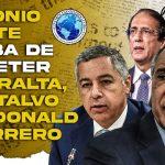 VIDEO | Mandaron A Antonio Marte A Meter Preso A José Ramón Peralta, Gustavo Montalvo Y Donald Guerrero!