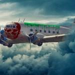 VIDEO | El Avión Que Aterrizó Con 92 Esqueletos A Bordo.