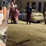 VIDEOS   Un temblor de magnitud 6,0 en Perú, las personas salieron hasta desnudo