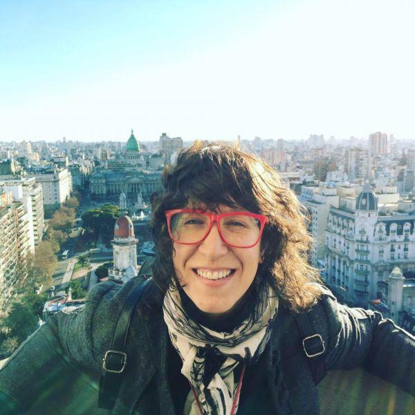 Prêmio Personalidades TOPVIEW Produtor de Festa Bina Zanette