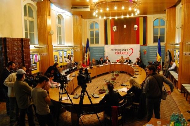 Conferinţă de presă