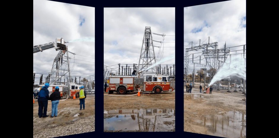 ConEdison Transformers fire tests