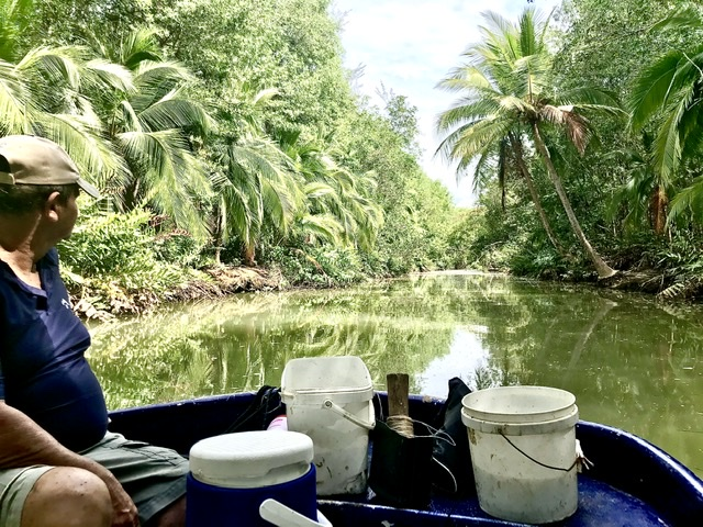 Habitat and Inhabitants – Isla Damas: Part 2