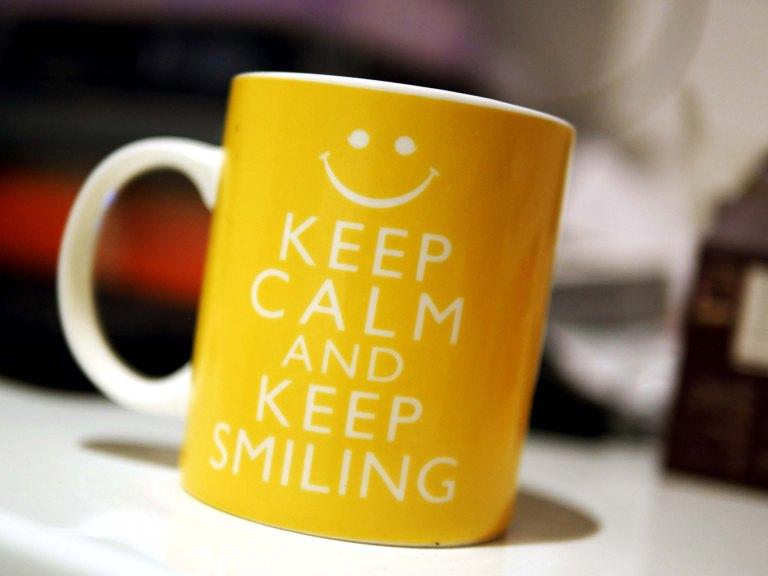 Happy mug review post image