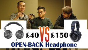Open Back Headphones Versus Review post image soundmagic hp 200 and beyerdynamic
