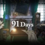91 Days anime review post image