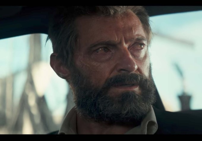 Screen Shot Logan film