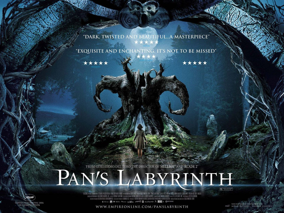 Pan's Labyrinth [El laberinto del fauno] (2006) Mini Film Review
