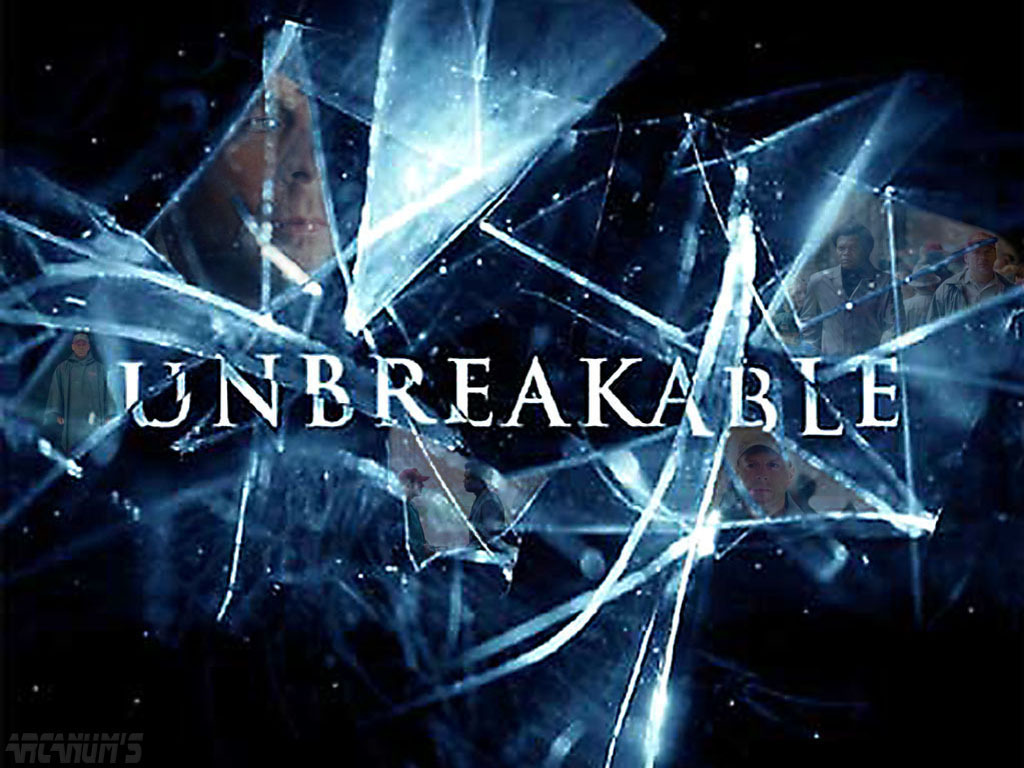 Unbreakable Film review post image