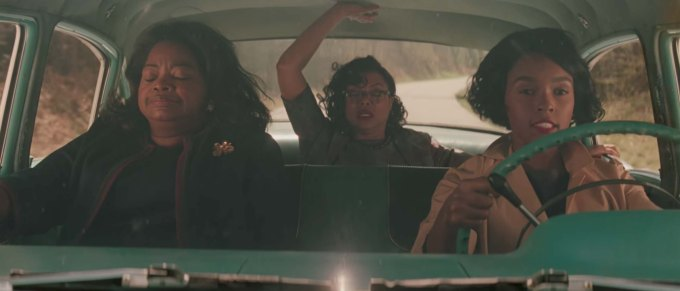Screen Shot Hidden Figures film
