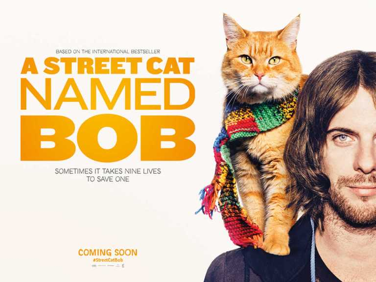 A Street Cat Named Bob film review post image