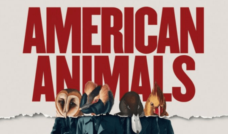 American animals film review post image