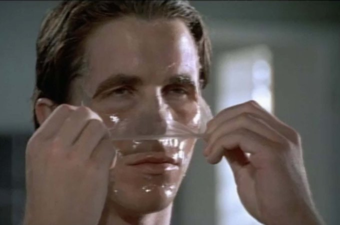 American Psycho film review Christian Bale