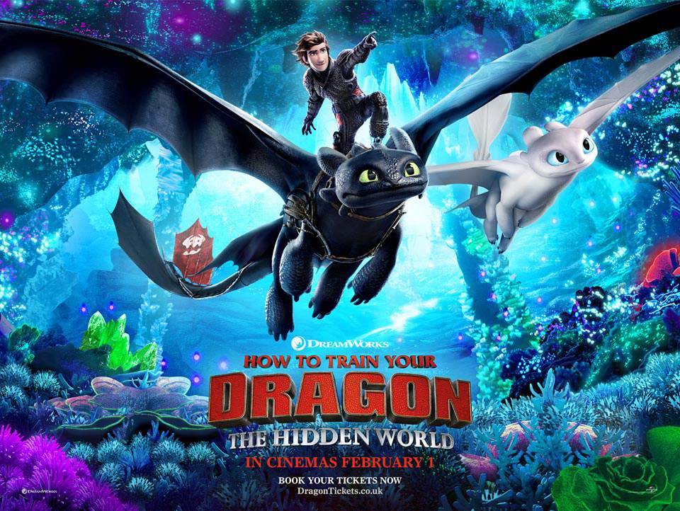 How to Train Your Dragon: The Hidden World Film Review (2019) – Satisfying Tearful Finale