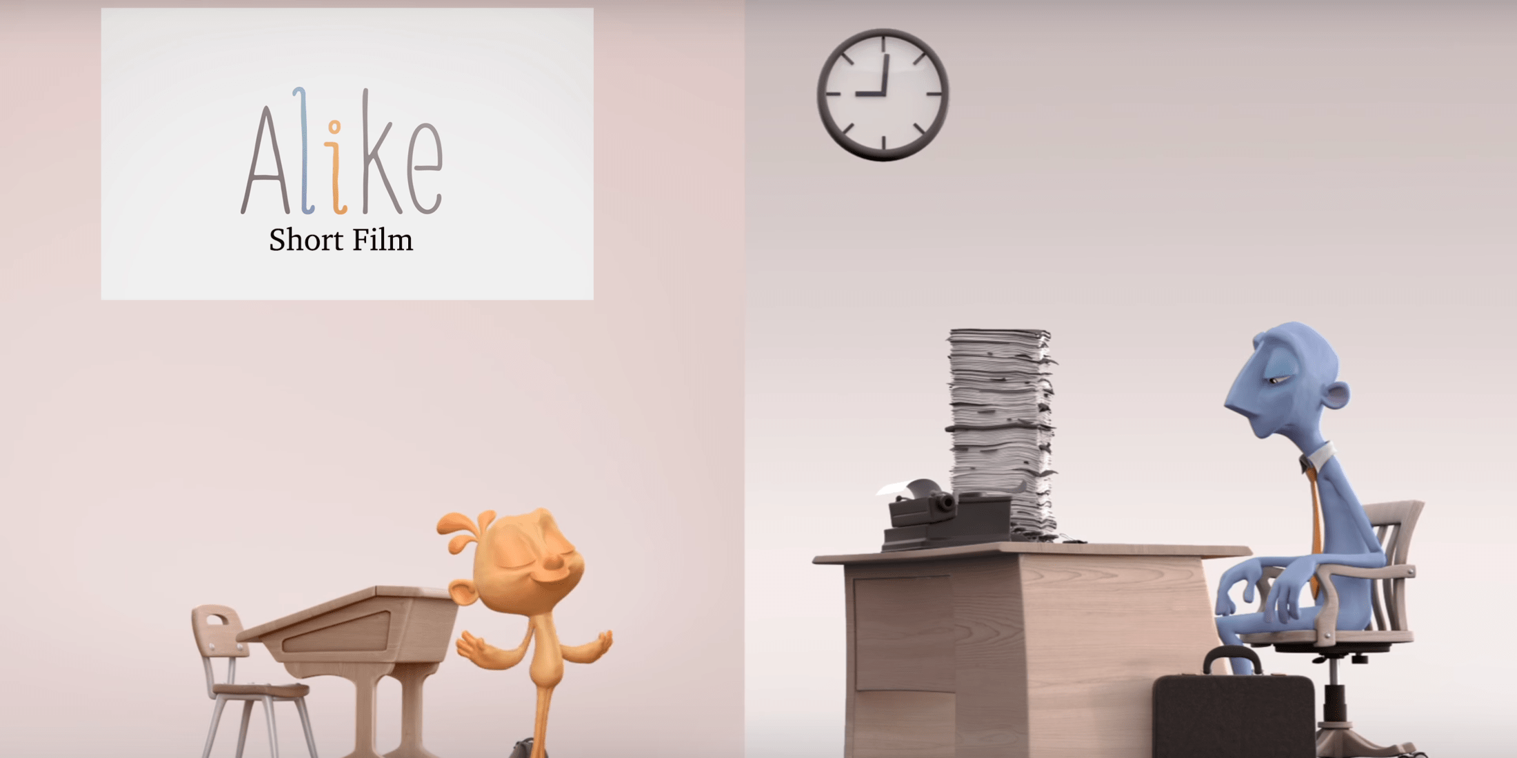 Alike short film review post image Controller Compani