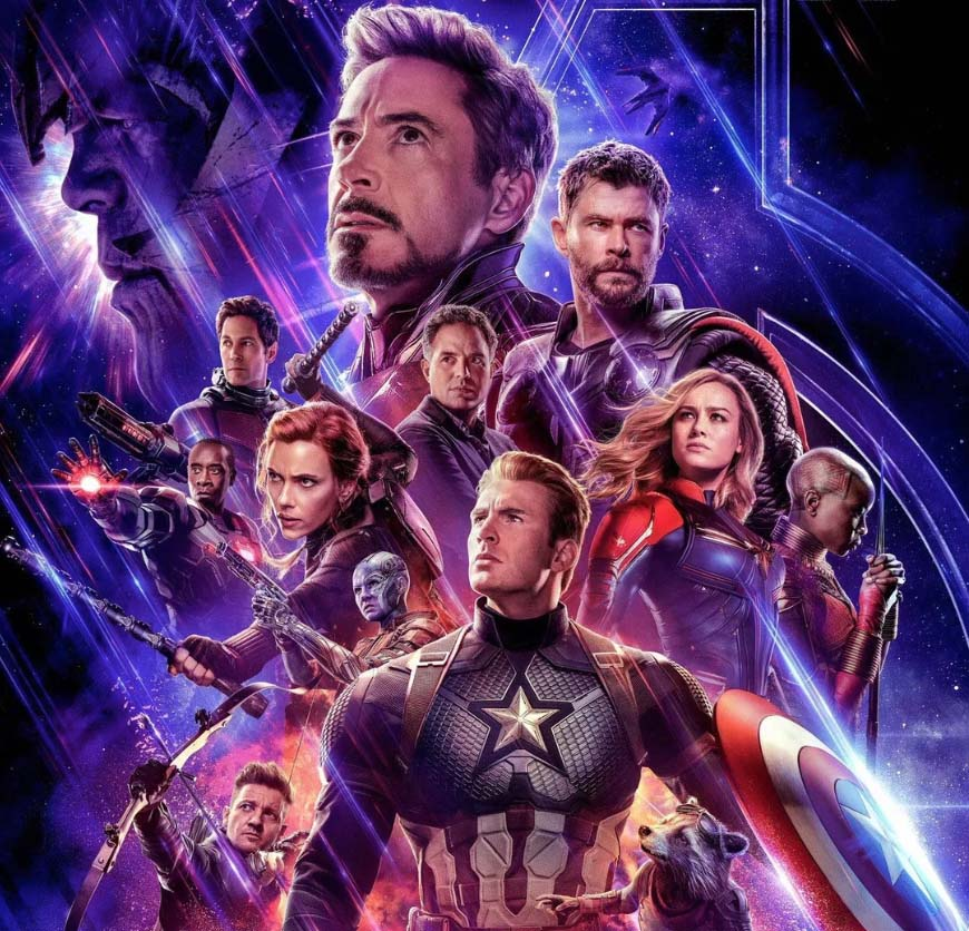 Avengers Endgame film review post image controller companies