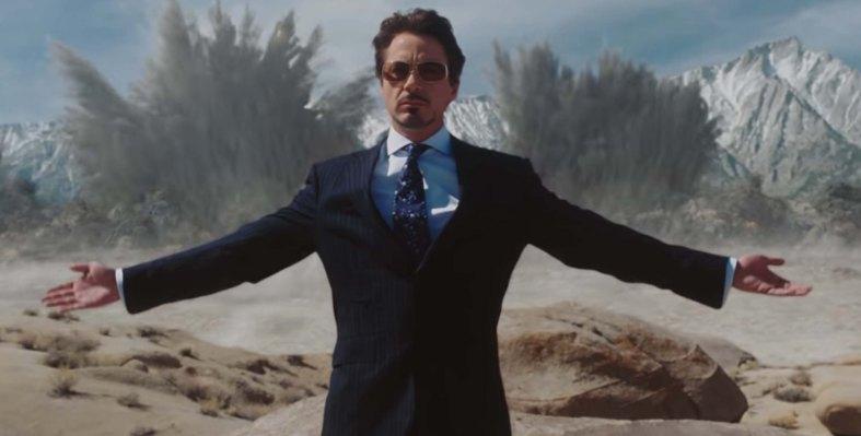 Avengers Endgame film review stark 3