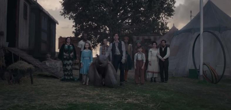 Dumbo film review family